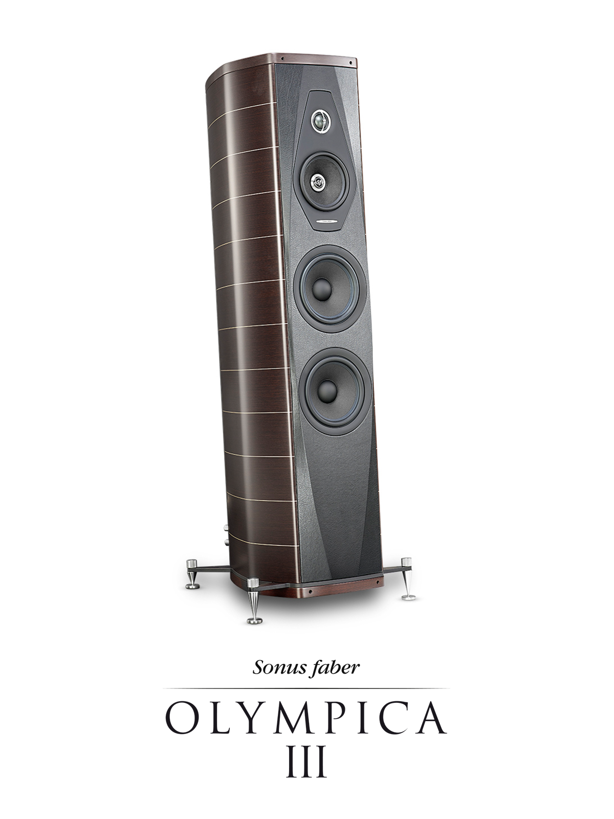 Acoustic loudspeakers of the best quality in the Olympic
