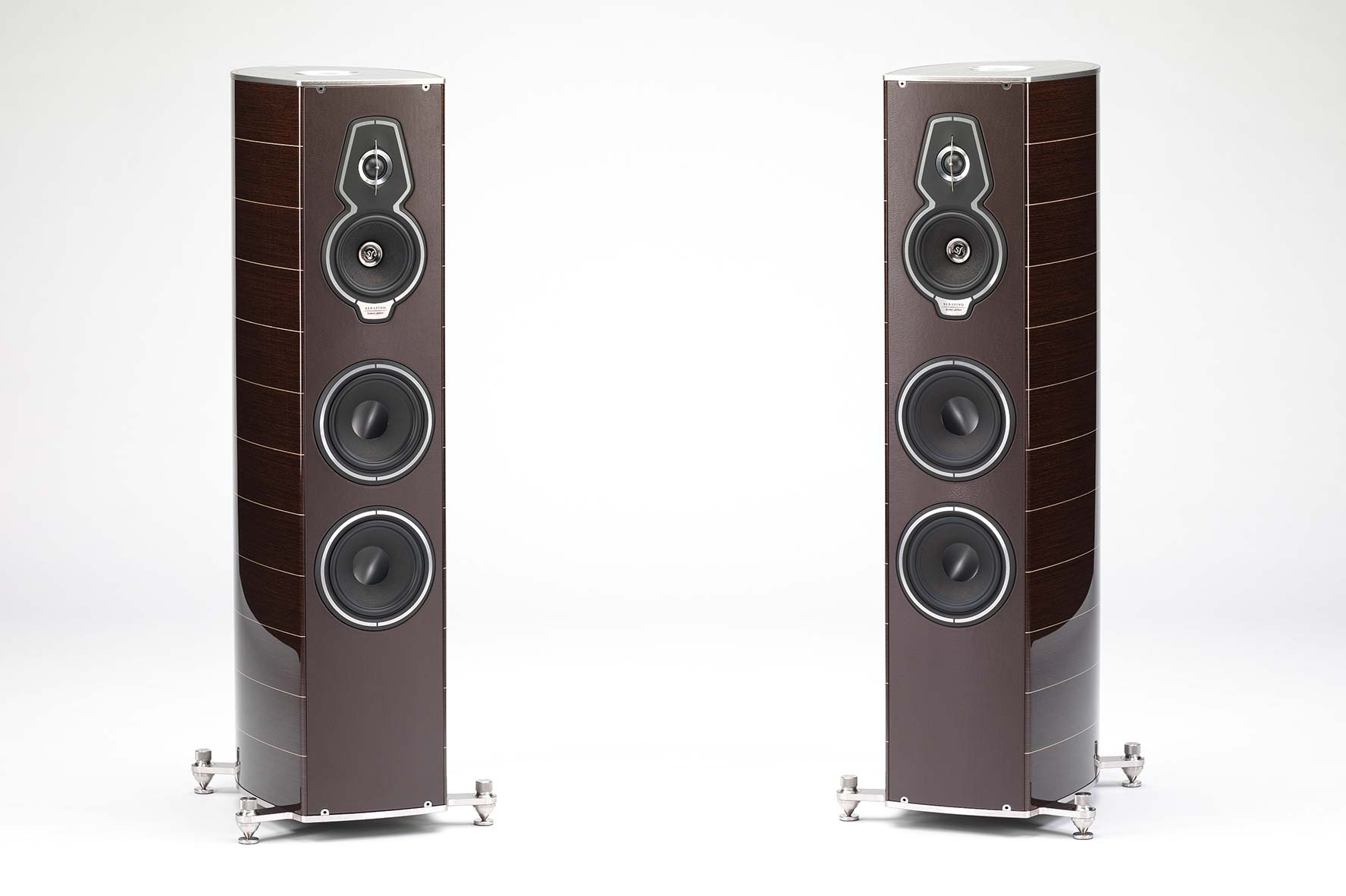 High End Speakers >> High End Speaker Serafino Tradition Much More Than A Shrunk Down