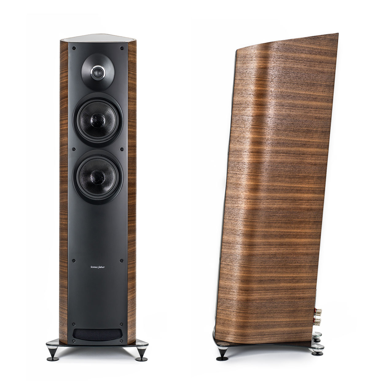 The world's most powerful acoustic loudspeaker systems