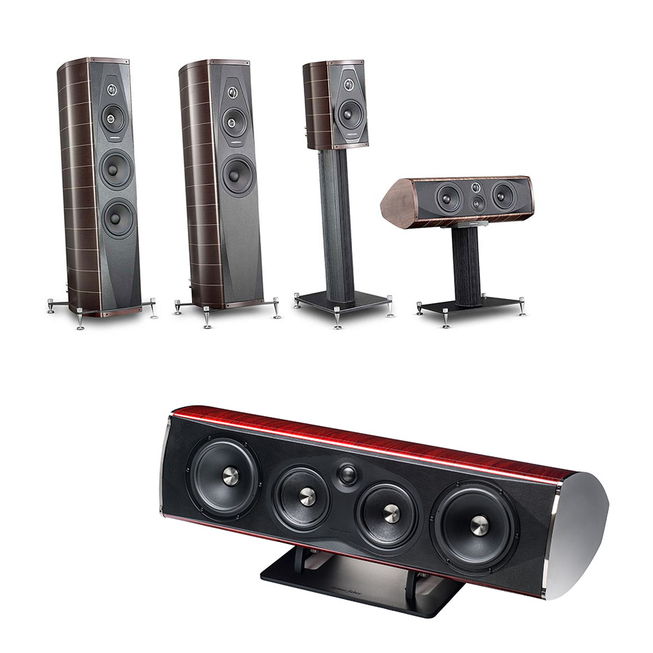 Olympica, Homage Sonus faber