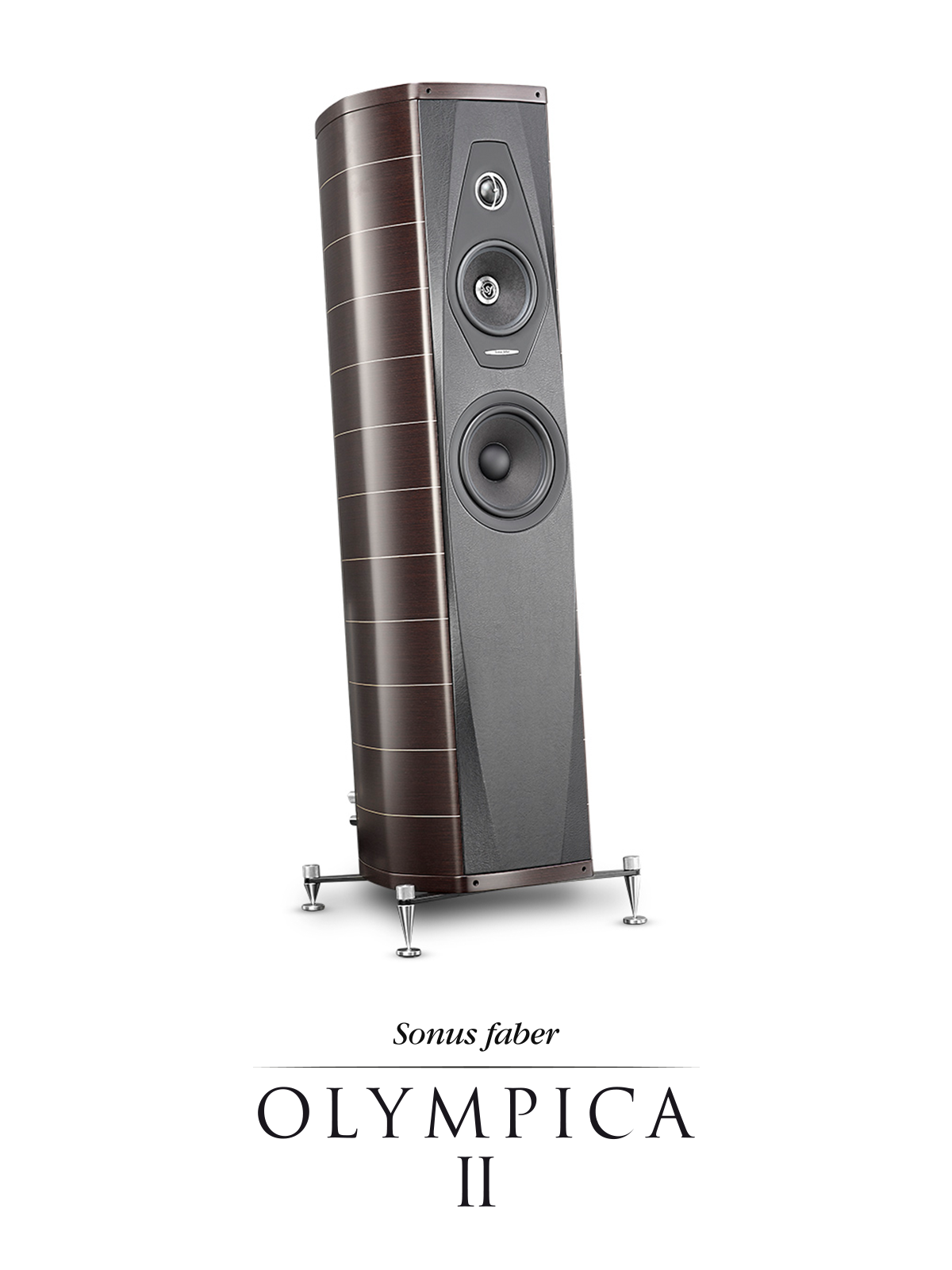 Olimpic II acoustic loudspeakers professional quality and