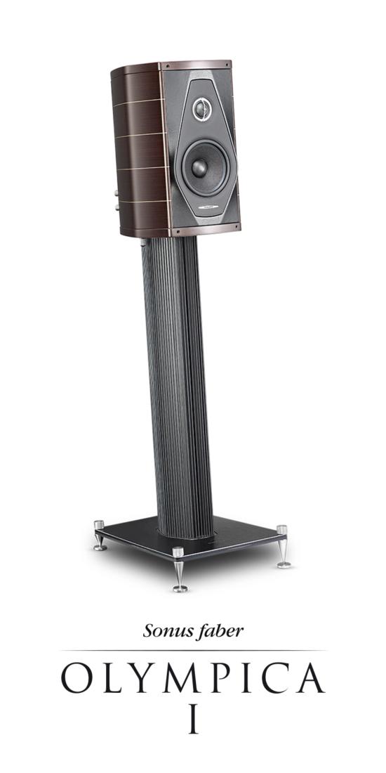 Speaker Acustico da Scaffale Piccole Dimensioni Olympica I, Sonus faber