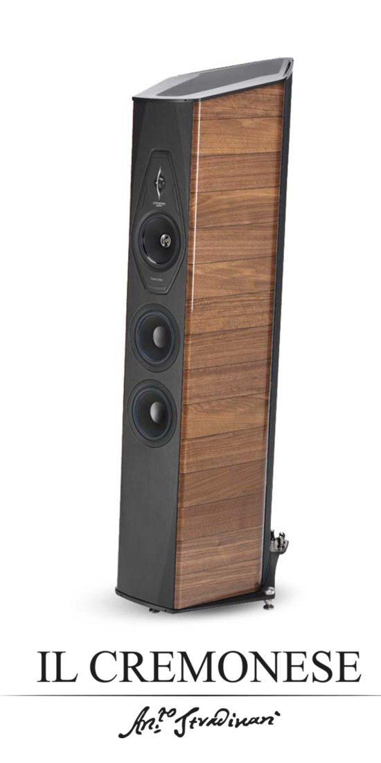 Luxury Floor-standing Speaker Il Cremonese, Sonus faber