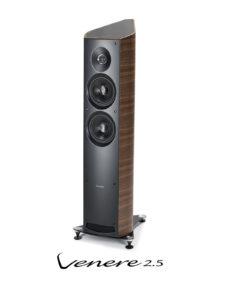 High End Floorstanding Speaker Venere 2.5, Sonus faber
