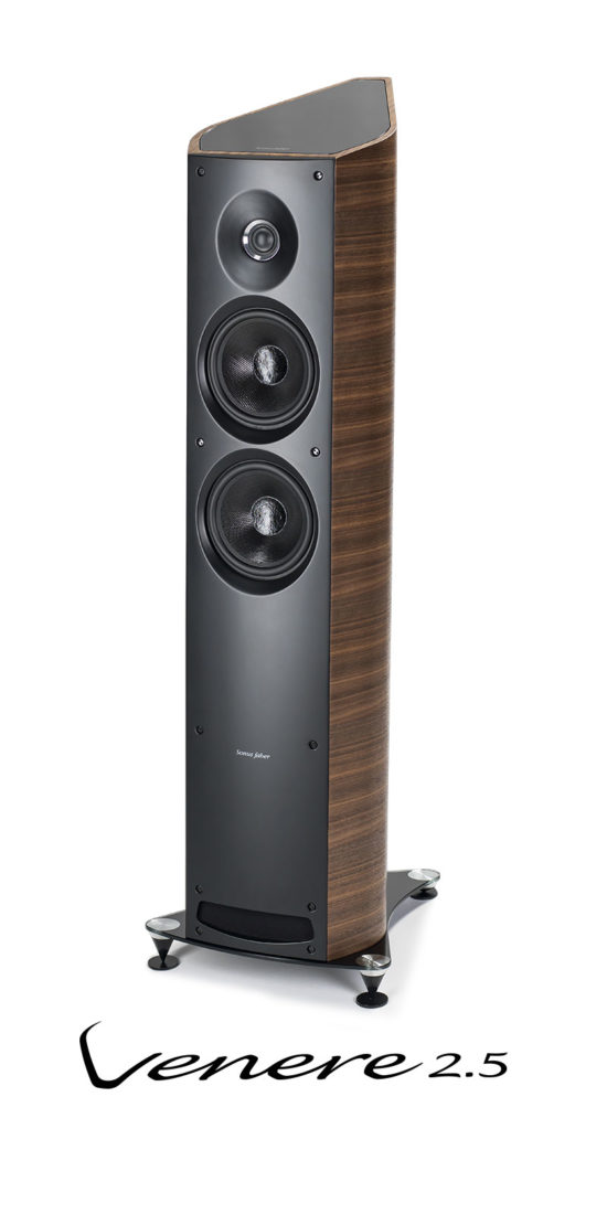 High End Floorstanding Speaker Venere 2.5, Sonus faber