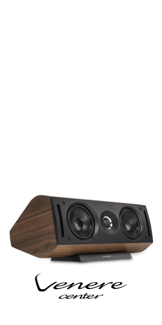 Diffusore Centrale a 3 Vie Made in Italy Venere Center, Sonus faber