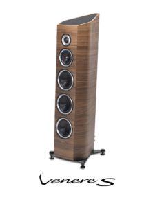 3-Way High End Stand Speaker Venere Signature, Sonus faber