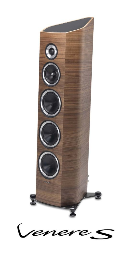 3-Way High End Stand Speaker Venere Signature, Sonus faber
