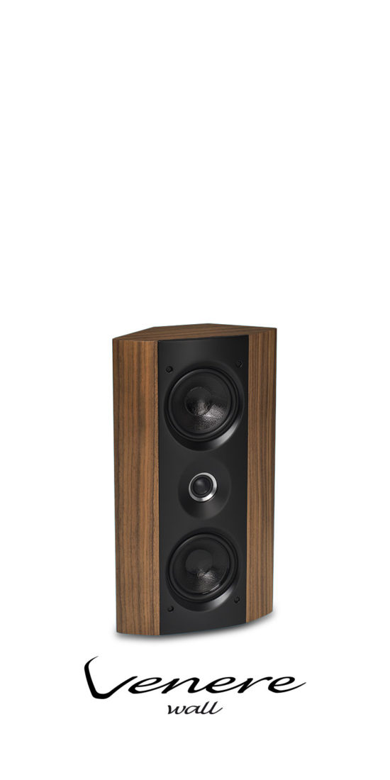 Luxury In-wall Loudspeaker Venere Wall, Sonus faber