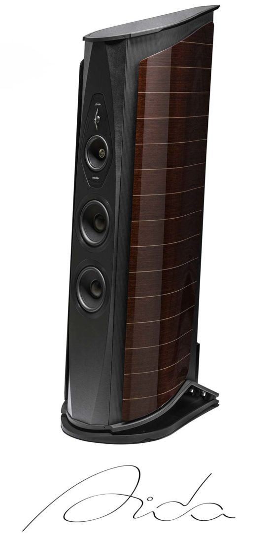 Speaker Audio Professionali Aida, Sonus faber