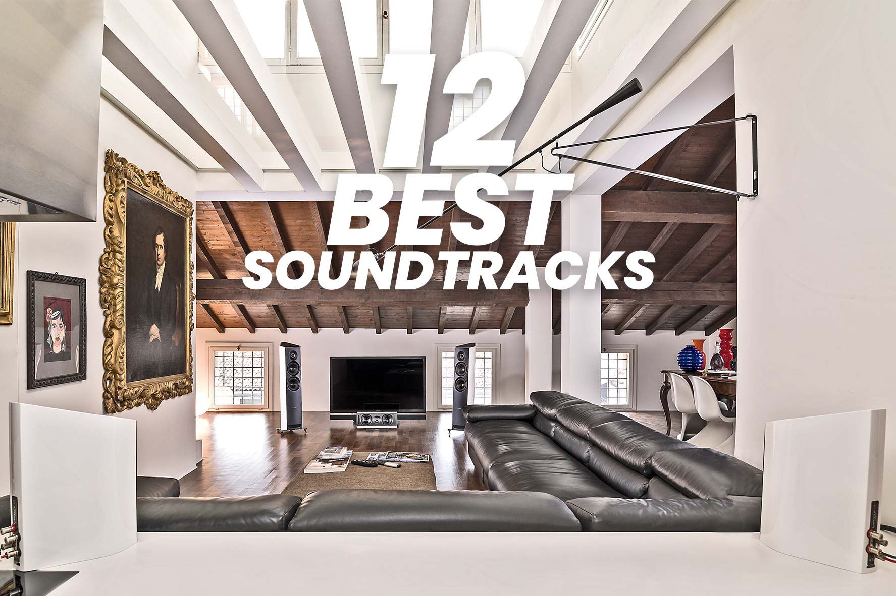 The perfect soundtrack for your Hi-Fi Audio System
