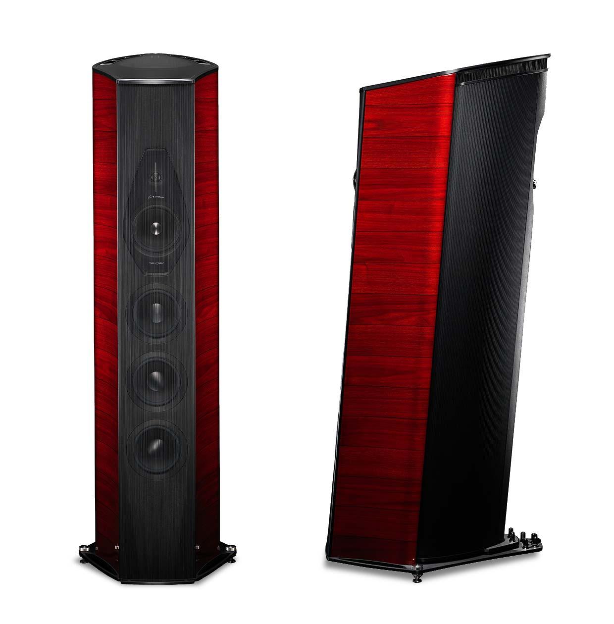 Lilium professional high quality audio loudspeakers