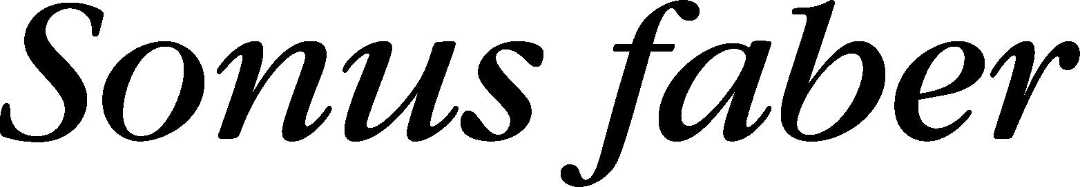 Sonus faber Logo PNG - Sonus faber