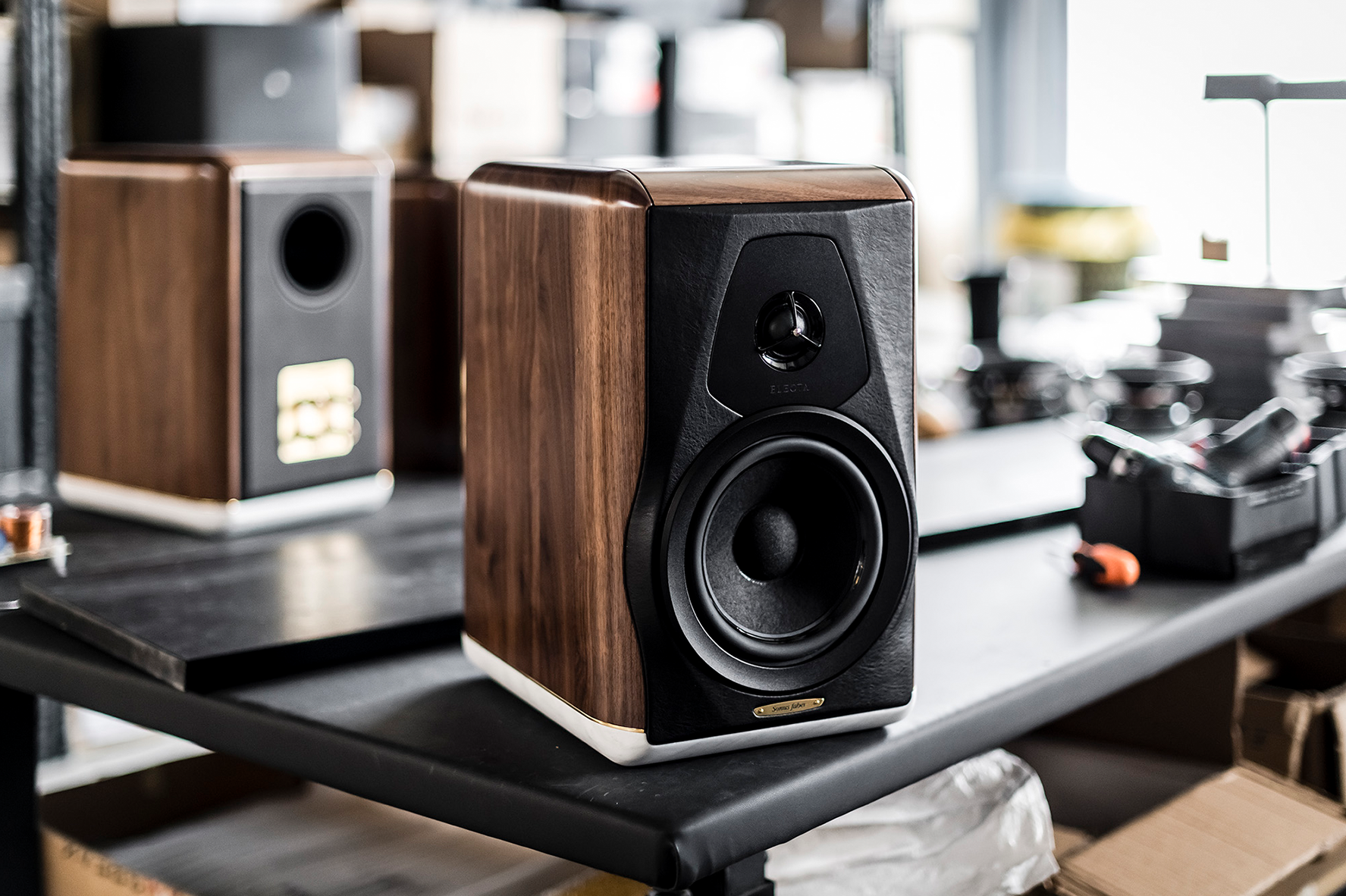 Mono And Stereo reviews our Electa Amator III loudspeakers