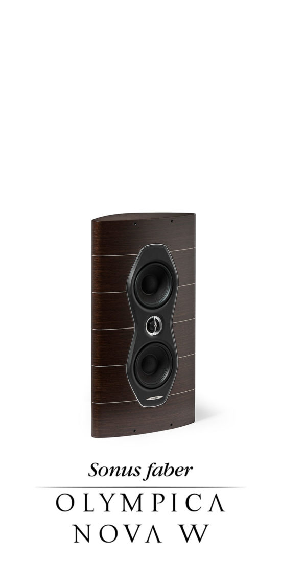 New luxury in-wall loudspeaker Nova W Sonus faber