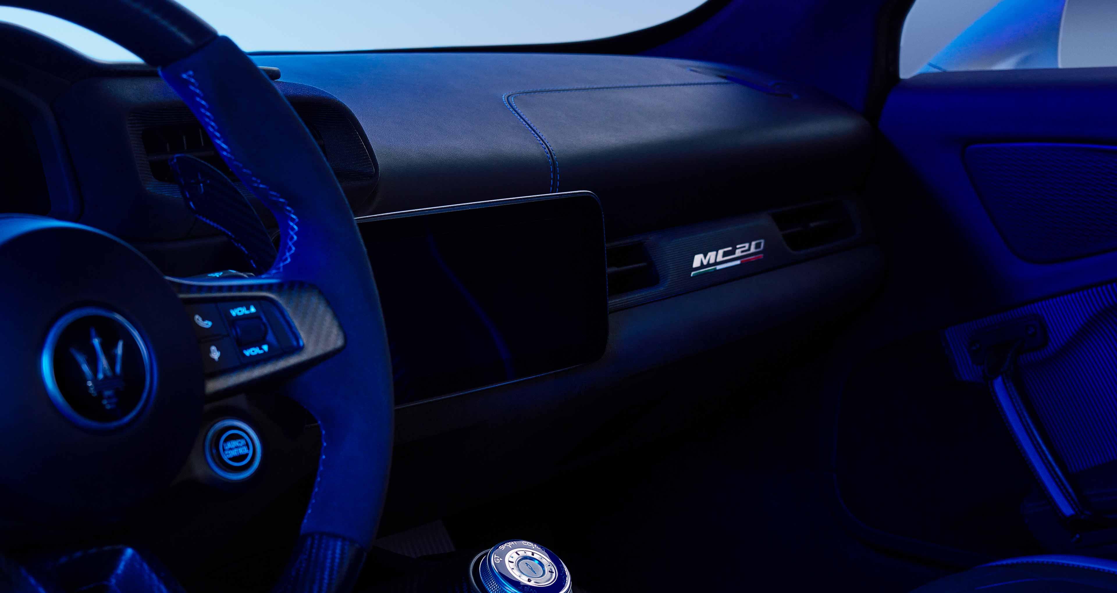 Maserati MC20 Sound System