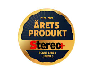 Lumina III Stereo+ Award